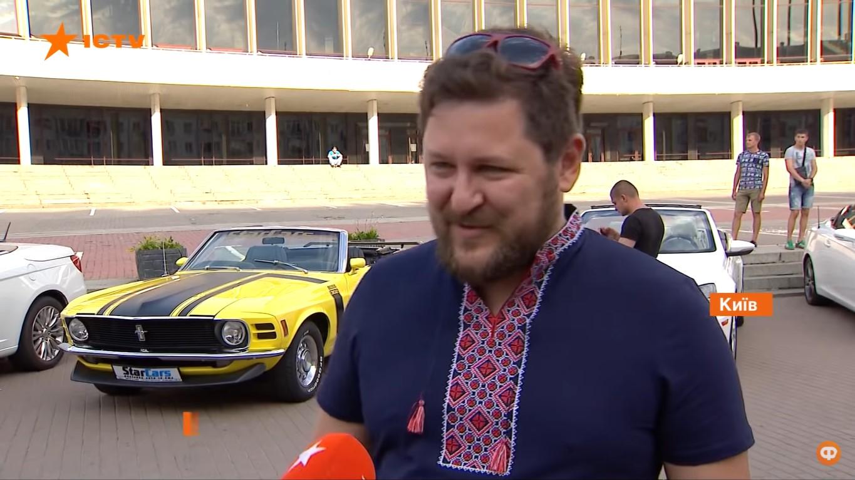 StarCars на Kyiv Cabrio Session