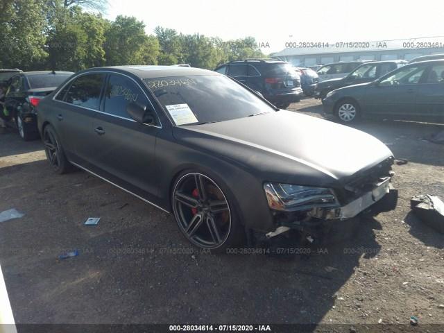 Audi A8 L quattro 2013