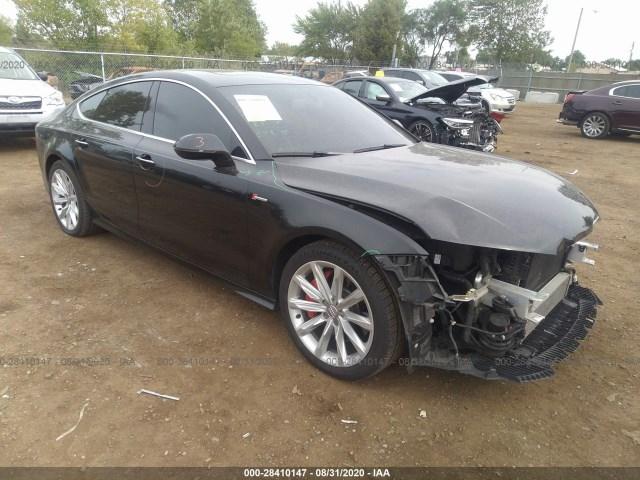 Audi A7 quattro Prestige S-Line 2012