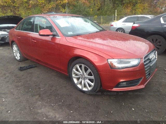 Audi A4 quattro Premium Plus 2013