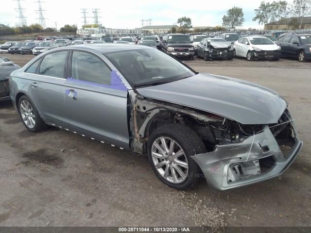 Audi A6 quattro Prestige 2012