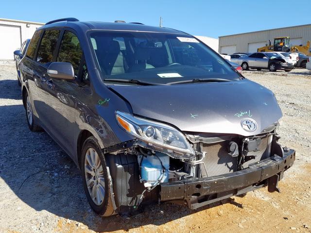 Toyota Sienna XLE 2015