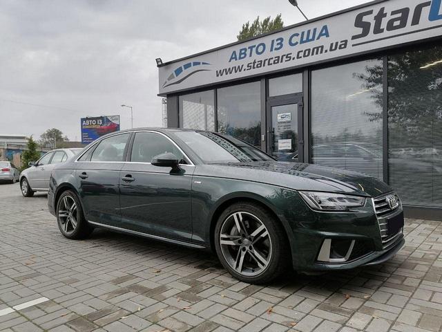 Audi A4 Premium Plus S-line 2018