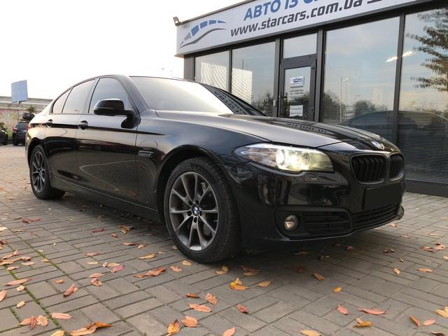 BMW 525d 2015