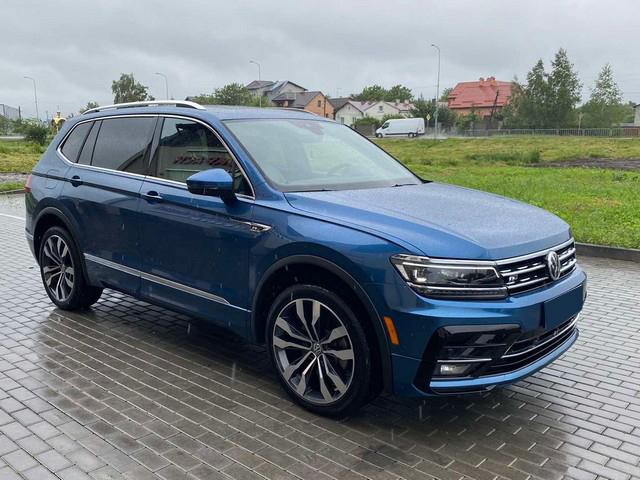 Volkswagen Tiguan 4MOTION 2019