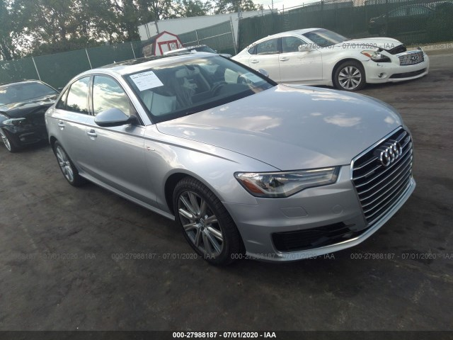 Audi A6 quattro Premium Plus 2016