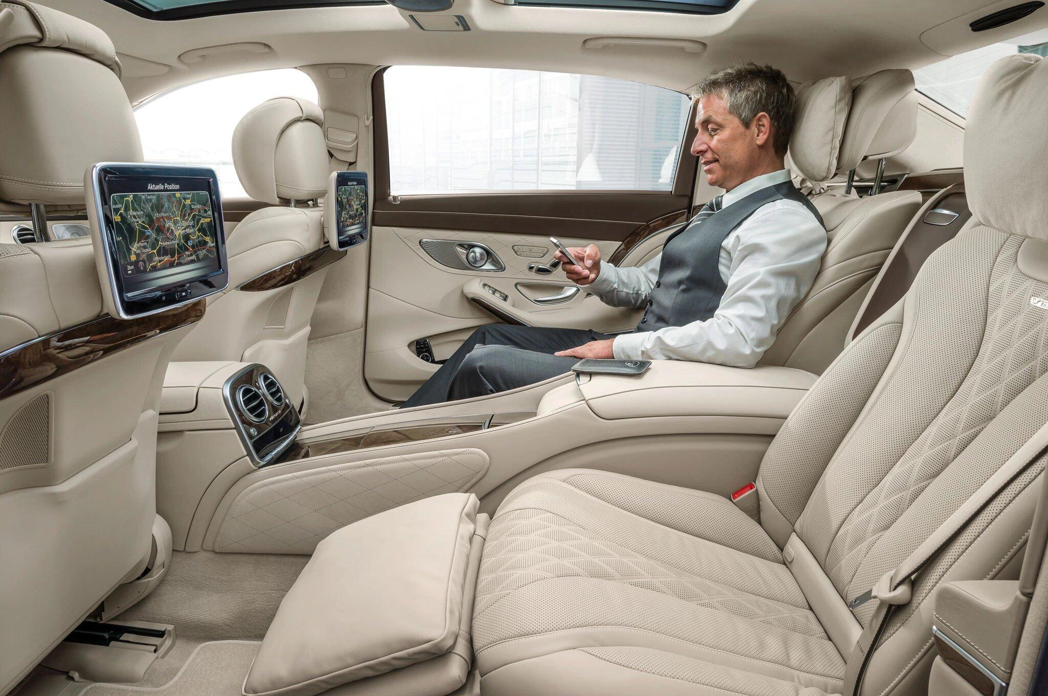 Найкомфортніші авто класу люкс 2020 року