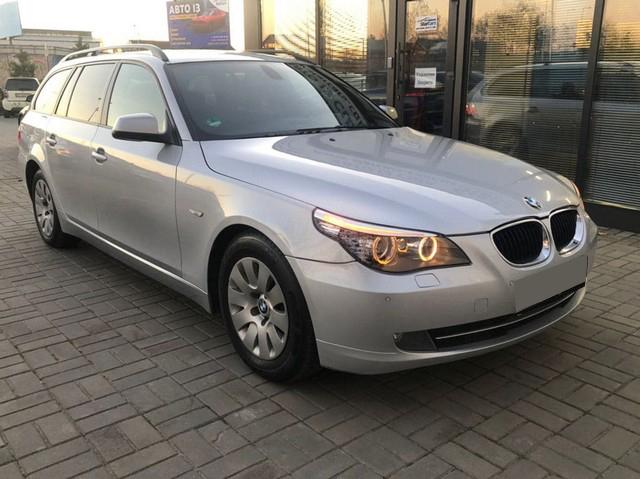 BMW 520d 2009