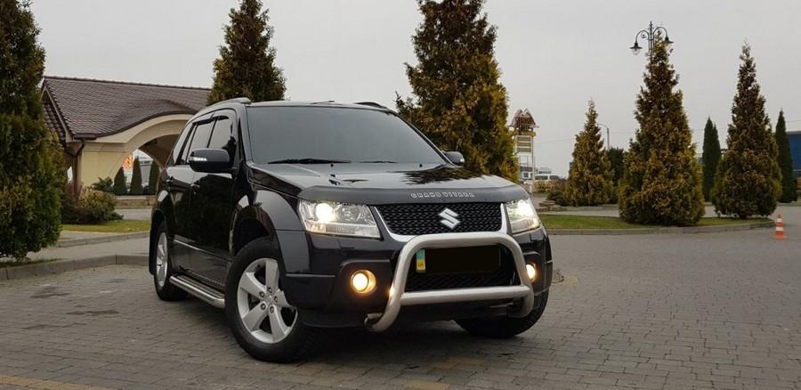 Suzuki Grand Vitara Premium2008