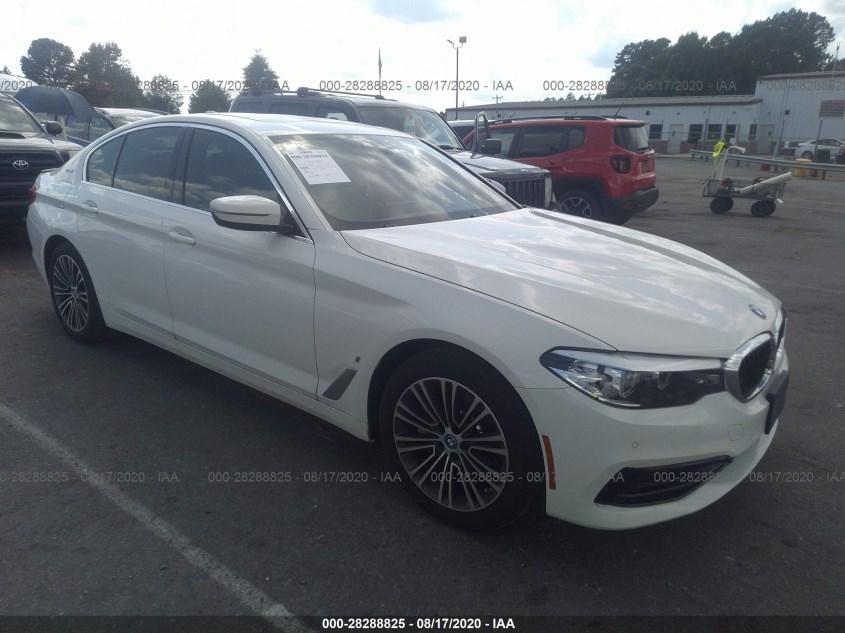 BMW 530e iPerformance 2019