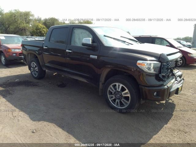 Toyota Tundra Platinum 2020
