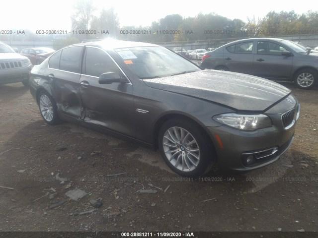 BMW 528i 2015