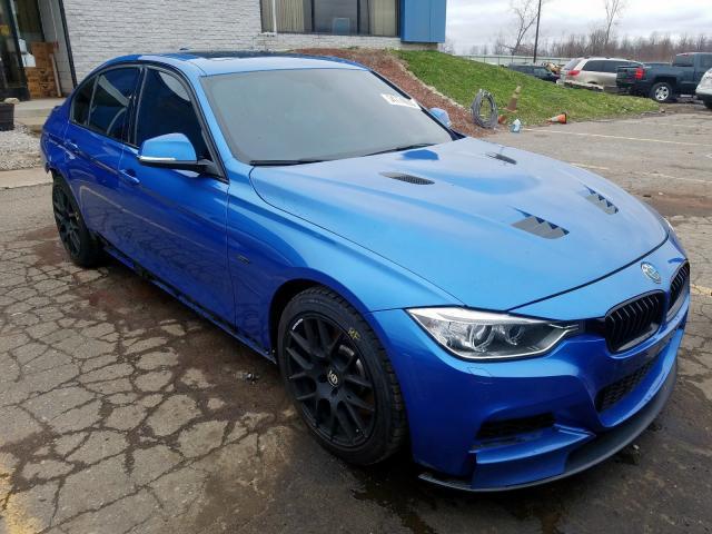 BMW 335xi 2014