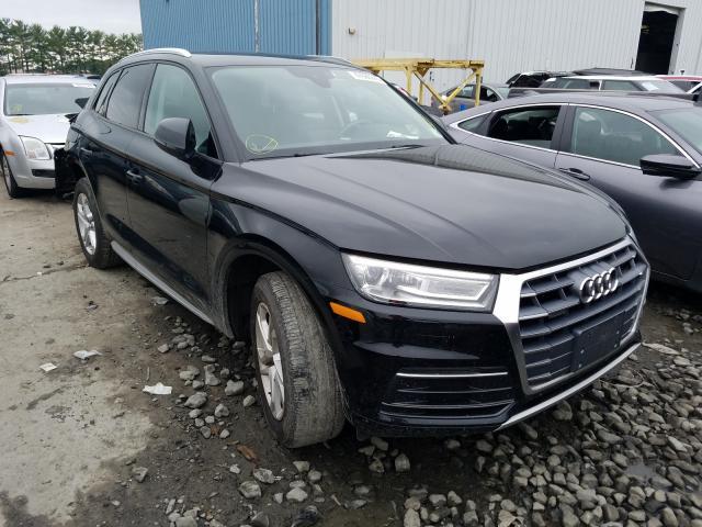 Audi Q5 quattro Premium 2018