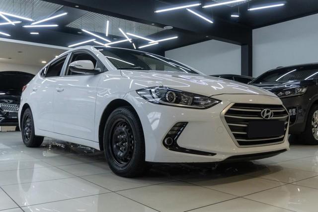 Hyundai Elantra (Avante) 2017
