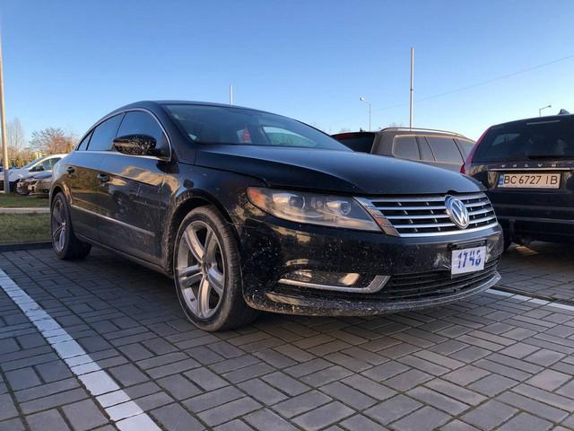 Volkswagen CC 2012