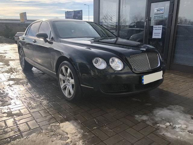 Bentley Continental Dark Sapphire 2007