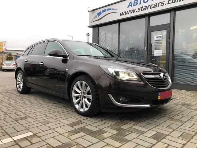 Opel Insignia Cosmo 2016