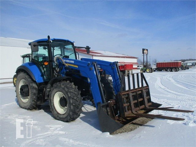 New Holland T5.115 2015