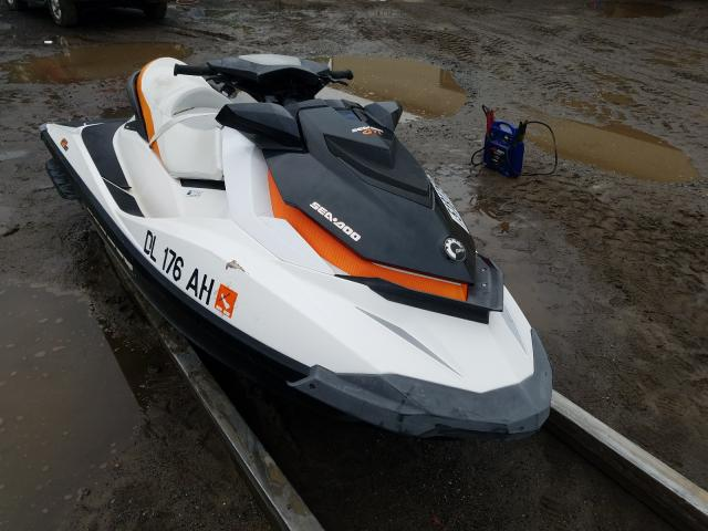 BRP Sea-Doo GTI 130 2012