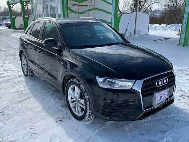 Audi Q3 S-Line 2017