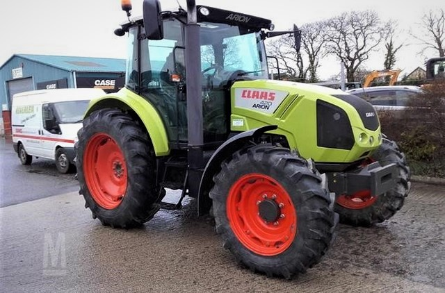 Claas Arion 420 2011