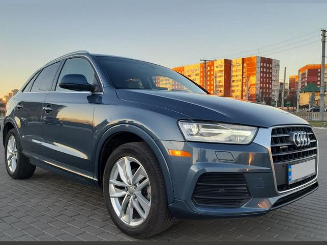 Audi Q3 Premium Plus quattro 2016