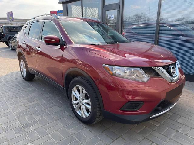 Nissan Rogue SV 2015