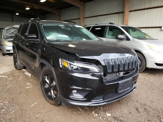 Jeep Cherokee Latitude Plus 2020