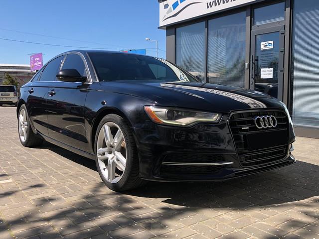 Audi A6 quattro Premium Plus 2014
