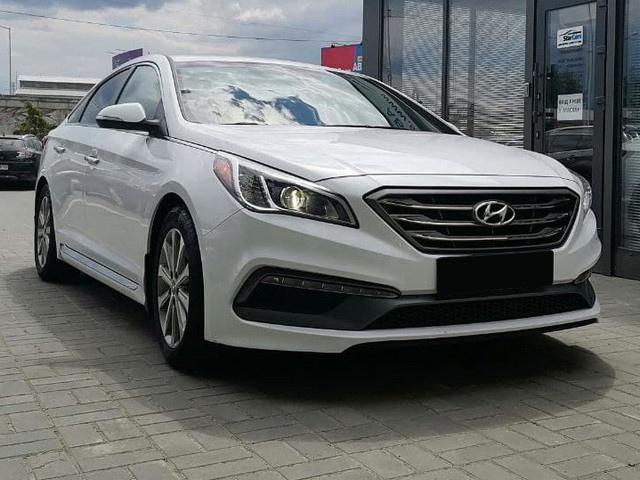 Hyundai Sonata Limited 2017