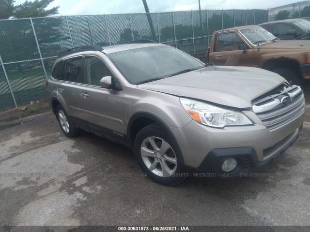 Subaru Outback Premium 2014