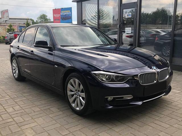 BMW 320d 2012