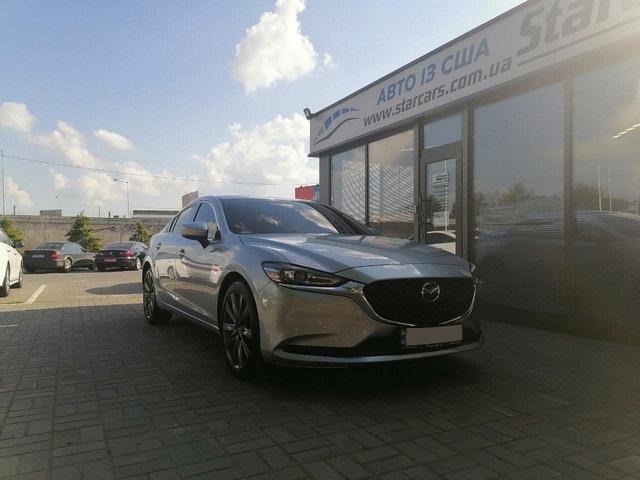 Mazda 6 Touring 2018