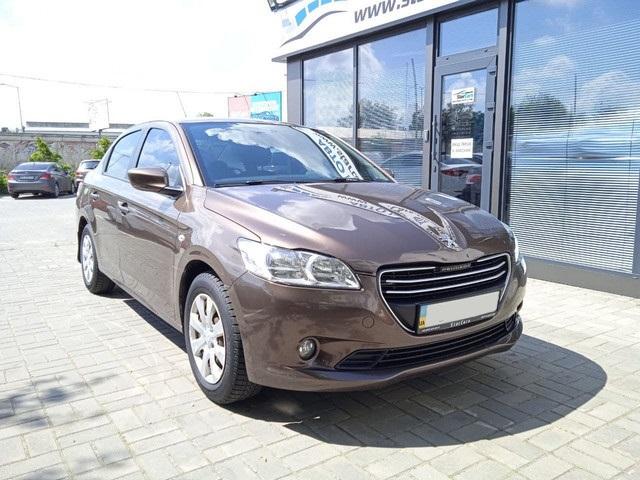Peugeot 301 2014