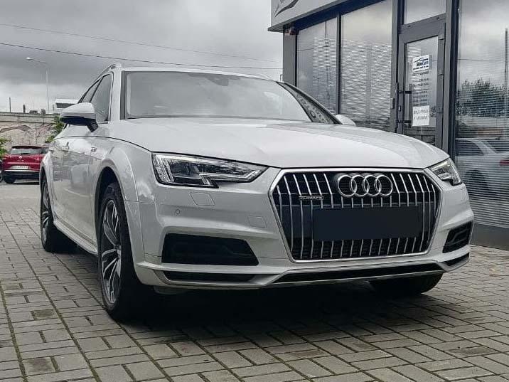 Audi A4 allroad Premium Plus 2018