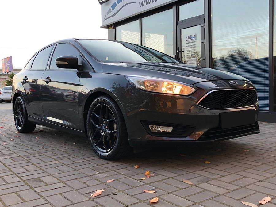 Ford Focus SE Plus 2016