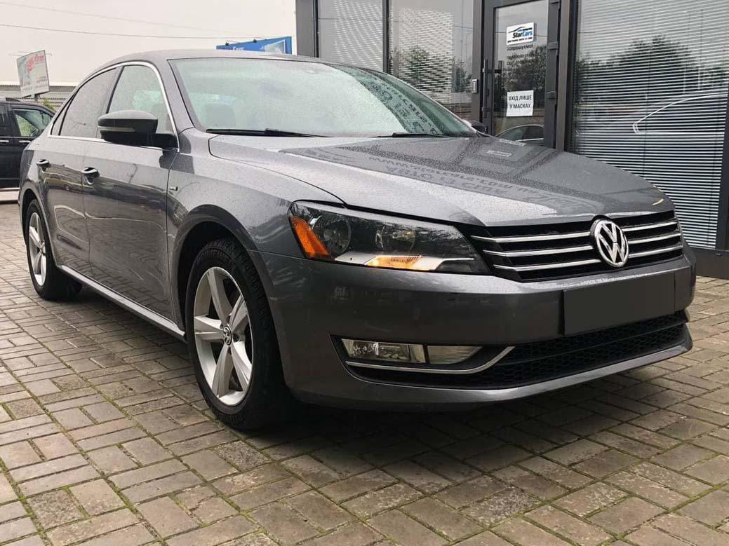 Volkswagen Passat Limited Edition Sport 2015