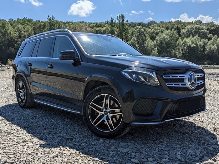 Mercedes-Benz GLS 400 2018