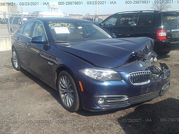 BMW 528i xDrive Luxury Line 2016